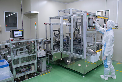 Automatic wrapping system 01